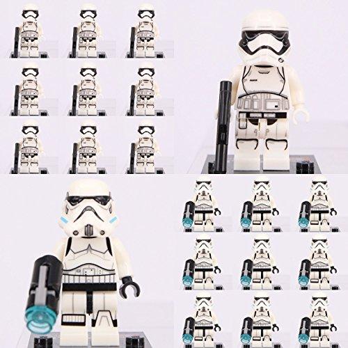 18ps  (Stormtrooper Costumes Dress Up Set)