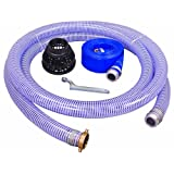 Powermate PA0650201 Water Pump 2-Inch Hose Kit