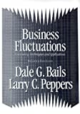 img - for Business Fluctuations: Forecasting Techniques and Applications:2nd (Second) edition book / textbook / text book