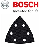 Bosch Genuine Delta Sanding Plate (To Fit: Bosch PDA 240E & Bosch GDA 280E) (Bosch Pt No: 2608000174) c/w Cadbury Chocolate Bar
