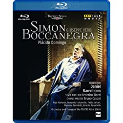 Simon Boccanegra [Blu-ray]