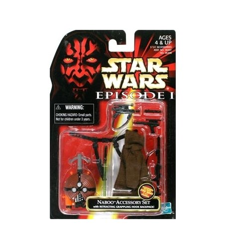 Star Wars: Episode I Naboo Accessory Set Accessory
