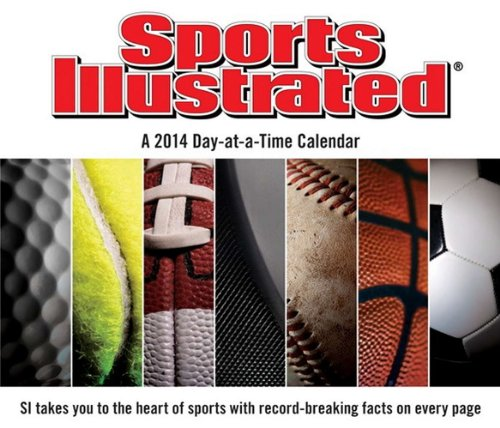 Sports Illustrated - Sports 2014 Day At A Time Box Calendar
