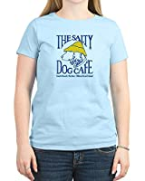CafePress Salty Dog Logo Women's Light T-Shirt