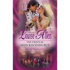 The Piratical Miss Ravenhurst by Louise Allen