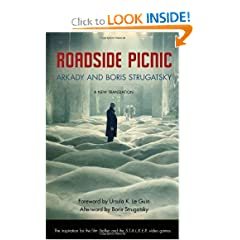 Roadside Picnic (Rediscovered Classics) by Arkady Strugatsky,&#32;Boris Strugatsky and Ursula K. Le Guin