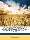 Dictionnaire Du Bon Jardinier: Traits Co...