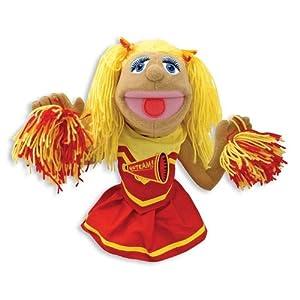 Melissa Doug Cheerleader Puppet from Melissa & Doug