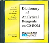 img - for Dictionary of Analytical Reagents on CD-ROM book / textbook / text book