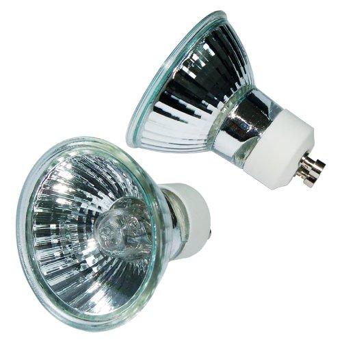 Etoplighting Set Of 12, Gu10 Halogen Bulb 120V 50W Gu10 Halogen Light Bulb, 120 Volt 50 Watt Gu10 Halogen Bulb Lamp