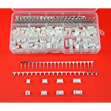 XLX 560Pcs Pin housing and Male / Female Pin Head Connector Adapter Plug Set( 2.54mm JST-XHP2/3/4/5 )