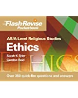 AS/A-Level Religious Studies: Ethics Flash Revise Pocketbook