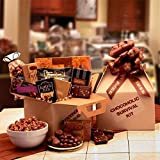 The Chocoholics Survival Kit -Chocolate Lover's Care Package
