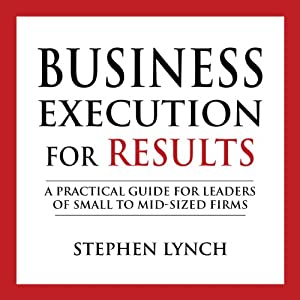 Business Execution for Results Audiobook