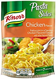 Knorr Pasta Sides Pasta Side Dish, Chicken 4.3 oz (Pack of 12)