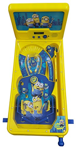 minion pinball machine