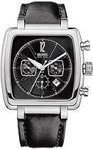Hugo Boss Chronograph Black Dial Mens Watch HB1512253