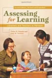 Assessing for Learning: Librarians and Teachers as Partners
