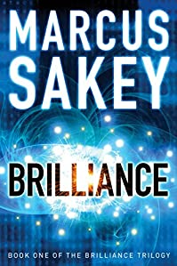 Brilliance by Marcus Sakey ebook deal