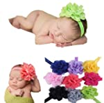 Quest Sweet 10 Pieces Baby's Headband...