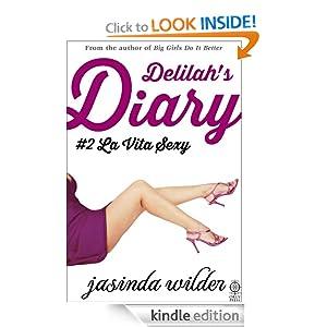 Delilah's Diary #2: La Vita Sexy (Erotic Romance)