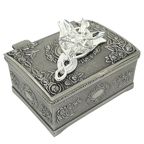 Ruimeng Silver Plated Lord of the Rings Arwen's