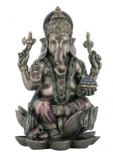 Buddha-Ganesha-auf-Lotusthron-Feng-Shui-Ganesh-Elefantengott-Figur-1