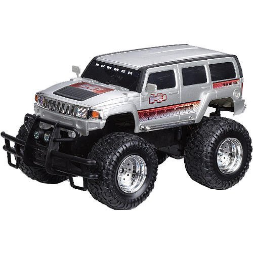 1:14 Scale Hummer H3 Yellow Radio Control Vehicle Full Function (Radio Control Hummer compare prices)