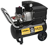 Steele Products SP-CE356M 6 Gallon Air Compressor with Wheel Kit