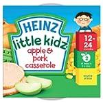 Heinz Little Kidz Apple and Pork Cass...