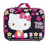 Sanrio Hello Kitty Floral Lunch Bag