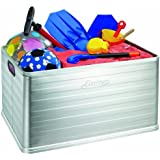 Enders 3645 Aluminiumbox ohne Deckel 120 Liter Volumen