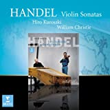 Handel : Sonates pour violon