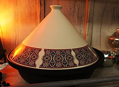 """Medinas Souk"" Cast Iron Morrocan Inspired Tagine from Black Country Metal Works"