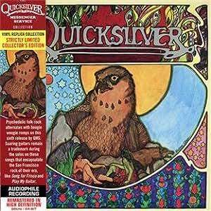 Quicksilver - Paper Sleeve - CD Vinyl Replica Deluxe