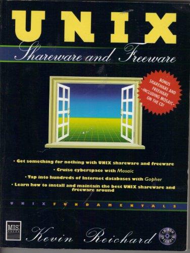 Unix Shareware and Freeware PDF