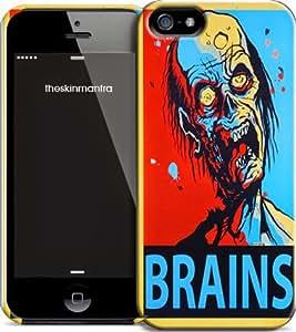 Theskinmantra Brain n Bones Iphone 5/5s Full Body Case