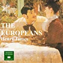 The Europeans Audiobook by Henry James Narrated by Peter Joyce