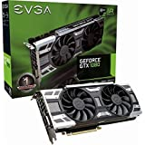 EVGA - NVIDIA GeForce GTX 1080 8GB GDDR5X PCI Express 3.0 Graphics Card - Black/silver