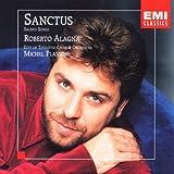 echange, troc Roberto Alagna, Plasson - Sanctus Sacred Songs