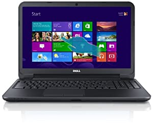 Dell Inspiron 15 i15RV-6144BLK 15.6-Inch Touchscreen Laptop