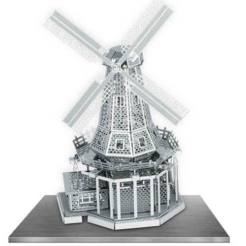 Metal Earth 3D Metal Model - Windmill - 1