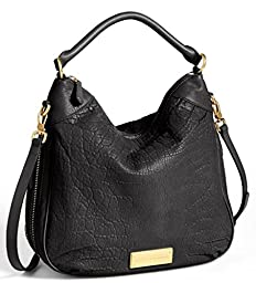 Marc by Marc Jacobs Women\'s Washed Up Billy, Black, One Size