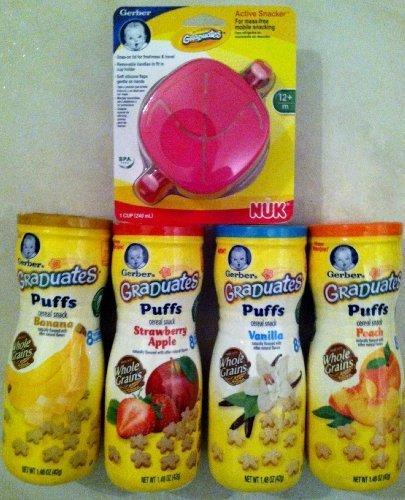 Gerber Toddler Foods