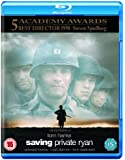 Saving Private Ryan [Blu-ray] [1998] [Region Free]