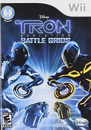 TRON: Evolution - Battle Grids - Nintendo Wii by Disney Interactive Studios