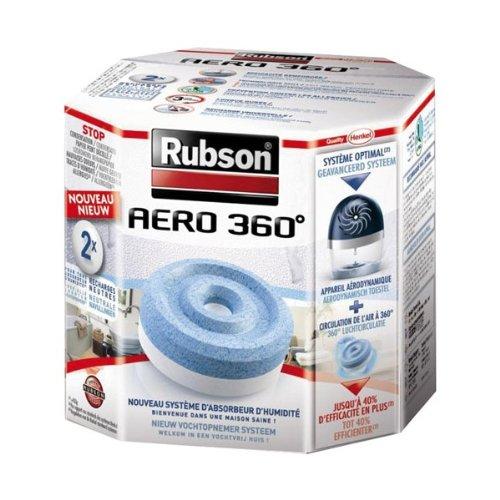 rubson recharges aero 360 pour absorbeur bo te de 2. Black Bedroom Furniture Sets. Home Design Ideas