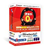 KINGSOFT InternetSecurity U SP1 パッケージ 3ライセンス CD-ROM版