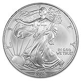 2006 - 1 oz American Silver Eagle .999 Fine Silver Dollar Uncirculated US Mint