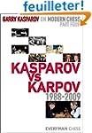 Kasparov vs Karpov 1988-2009